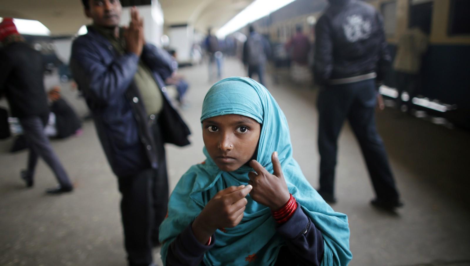 One in three Bangladeshi girls marry before they turn 15.
