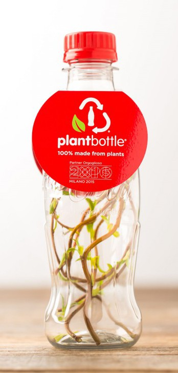 PlantBottle: Sugar Cane instead of petroleum