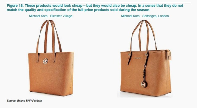 michael kors, luxury, discounting, outlets