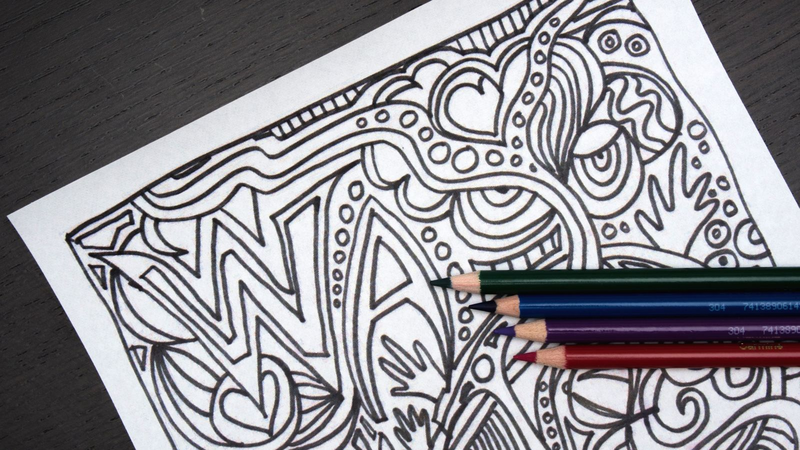 Coloring Books Are Suddenly Catching On With Adults Quartz