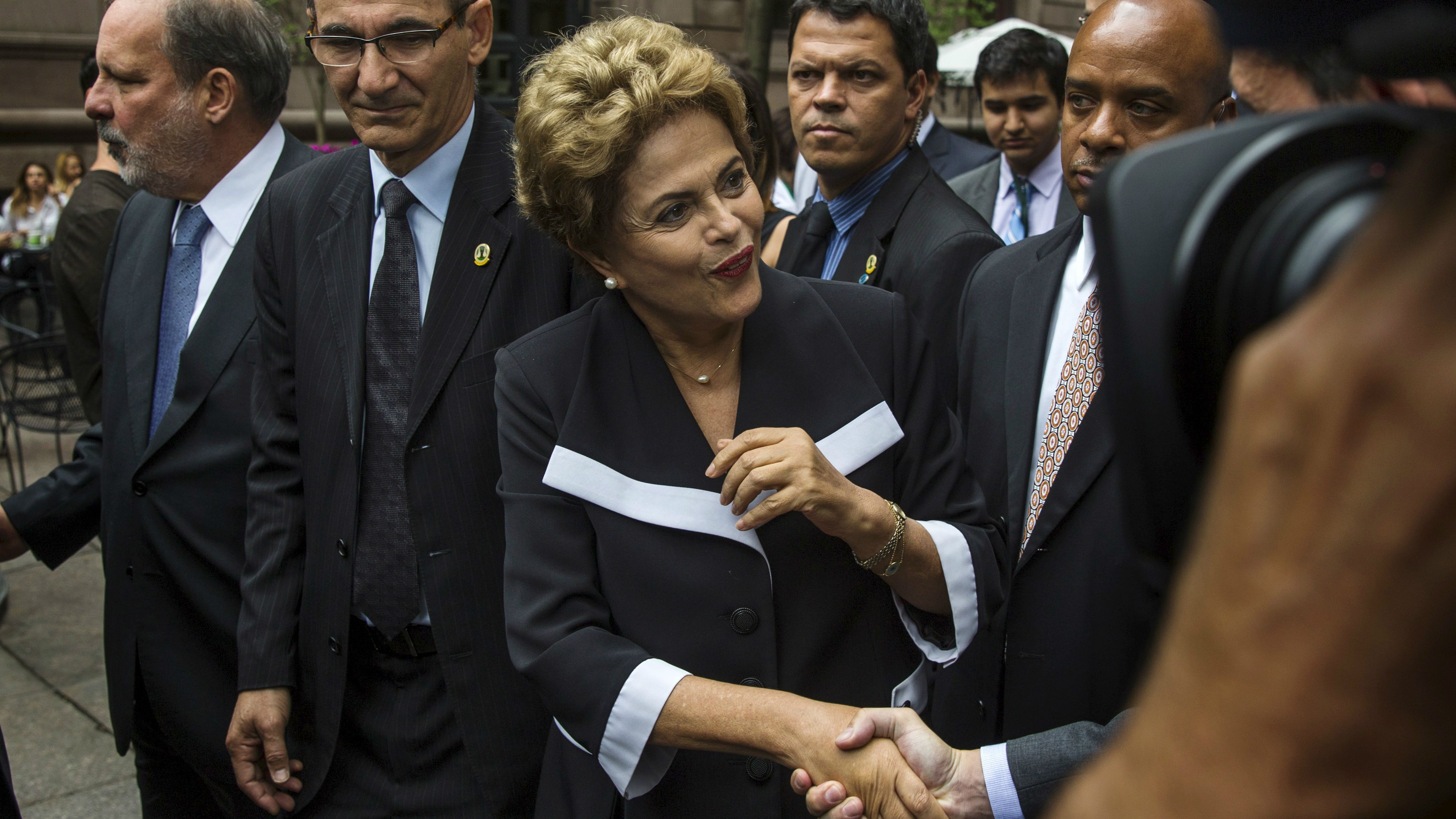 dilma rousseff us visit, brazil