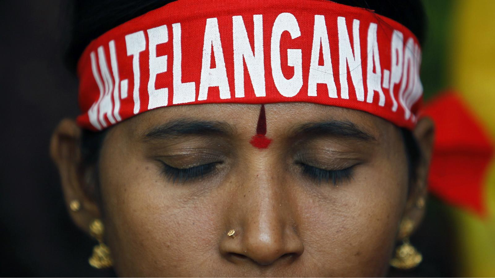 India-state-Telangana