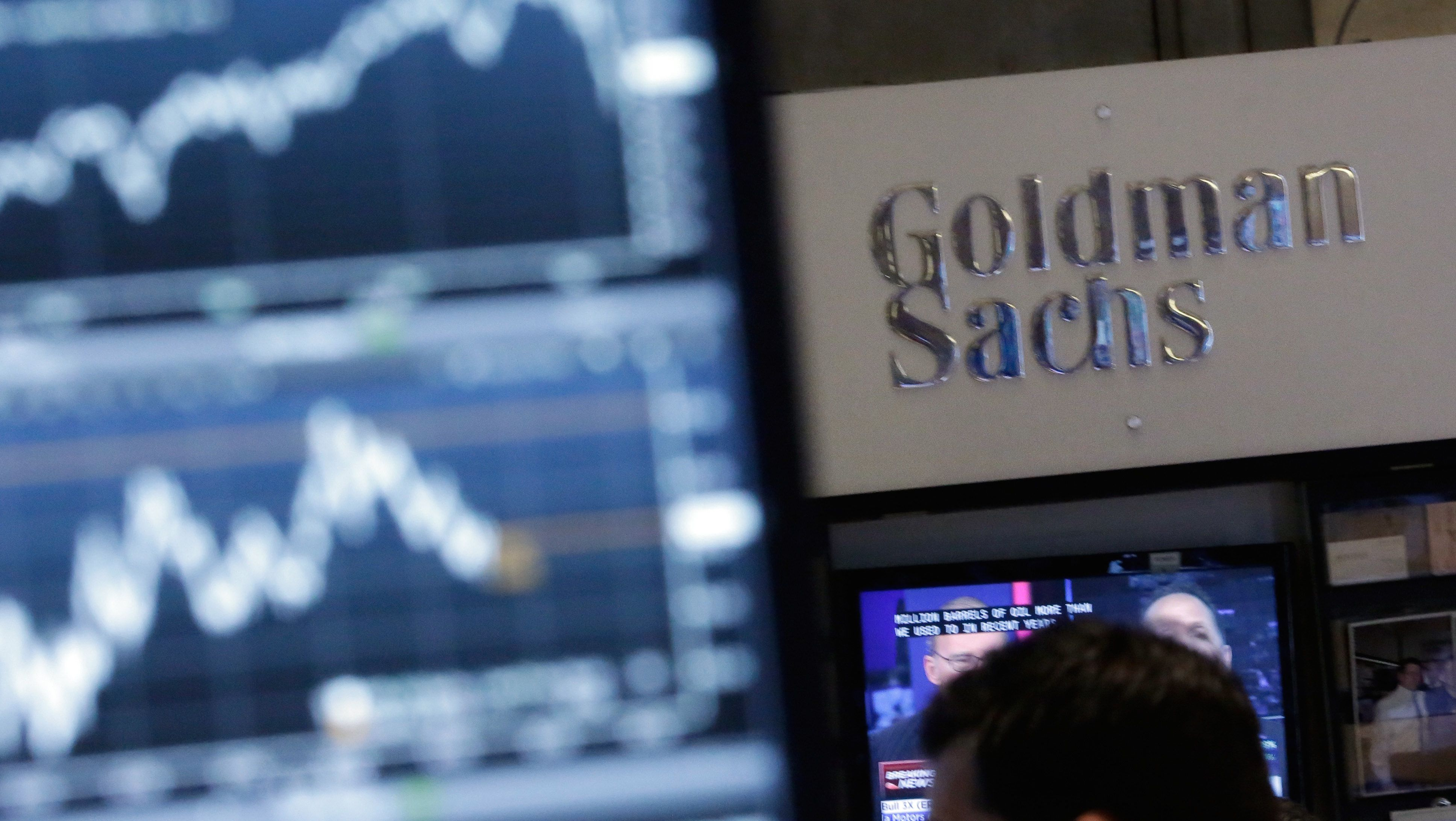 Goldman sachs has a new intern rule go home at midnight quartz file in this oct 16 2014 file photo a screen at a planetlyrics Image collections
