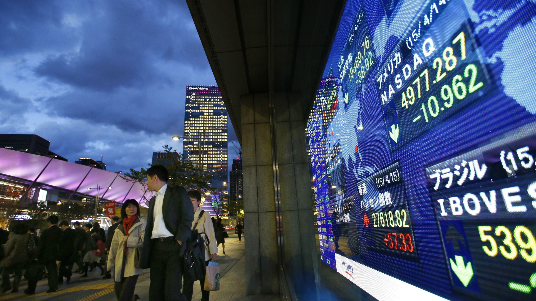Japan-First-Quareer-GDP-3.9