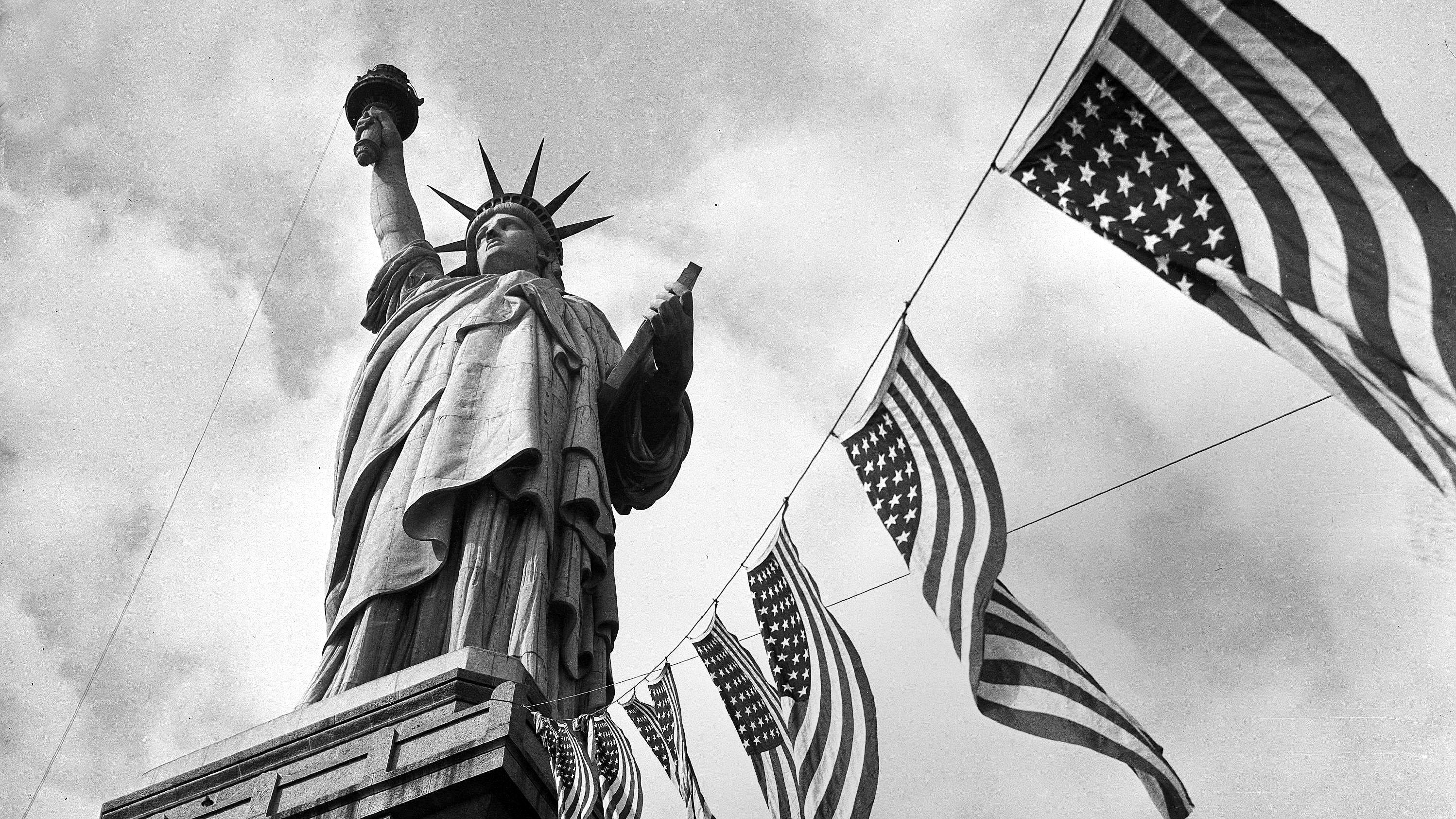 Image result for statue of liberty old photos