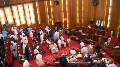Nigeria has some of the world's highest paid lawmakers and