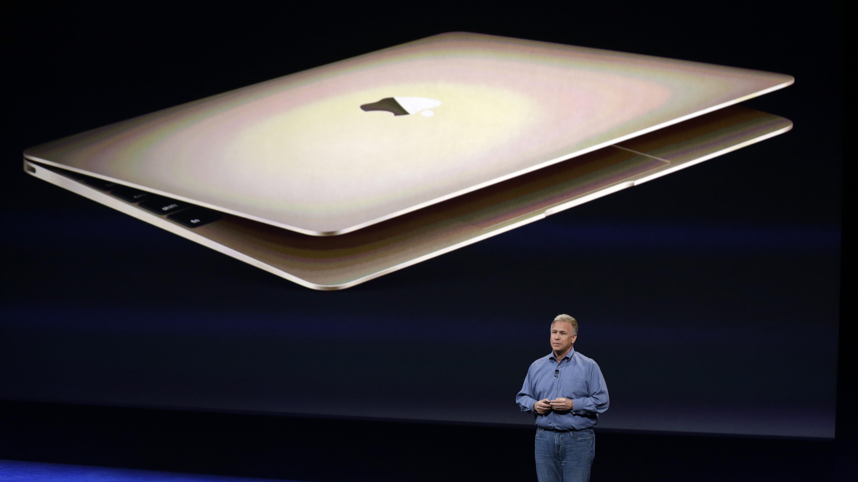 Phil Schiller Apple MacBook