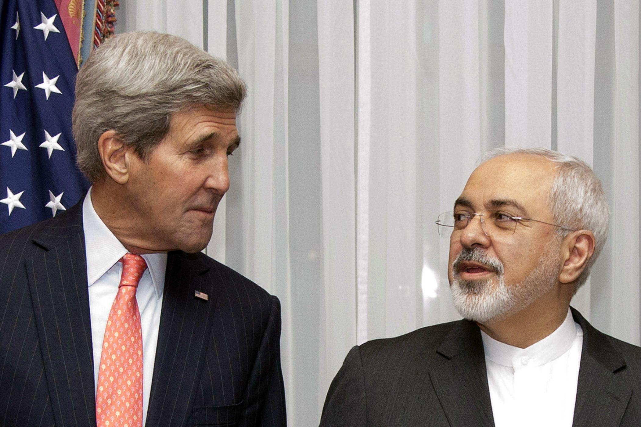 Iran, nuclear, zarif, kerry