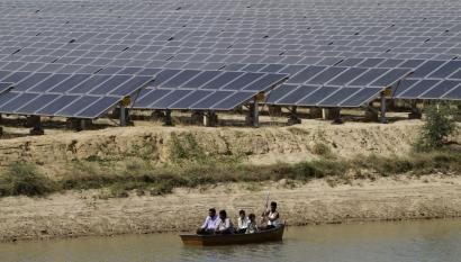 Solar energy-Narendra Modi