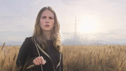 Casey from Tomorrowland film.