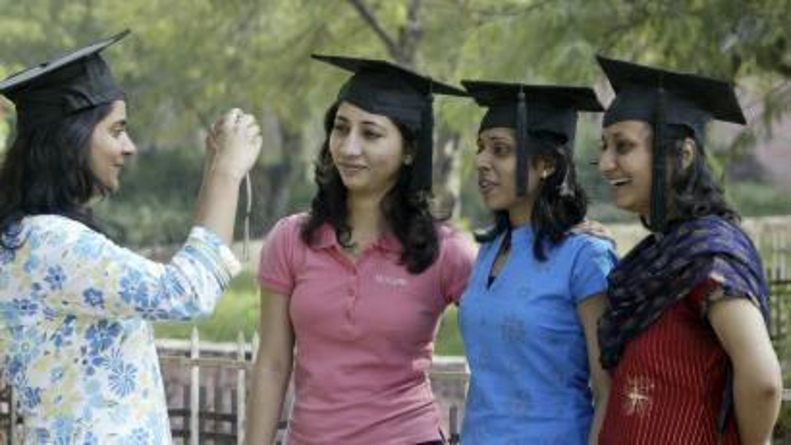 Indian-women-graduation