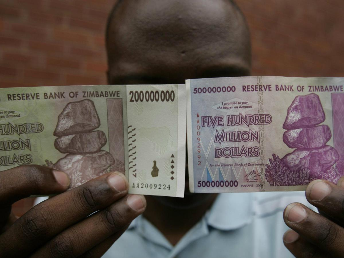 I Was A Quadrillionaire In Zimbabwe But Could Barely Afford To Bread Quartz Africa