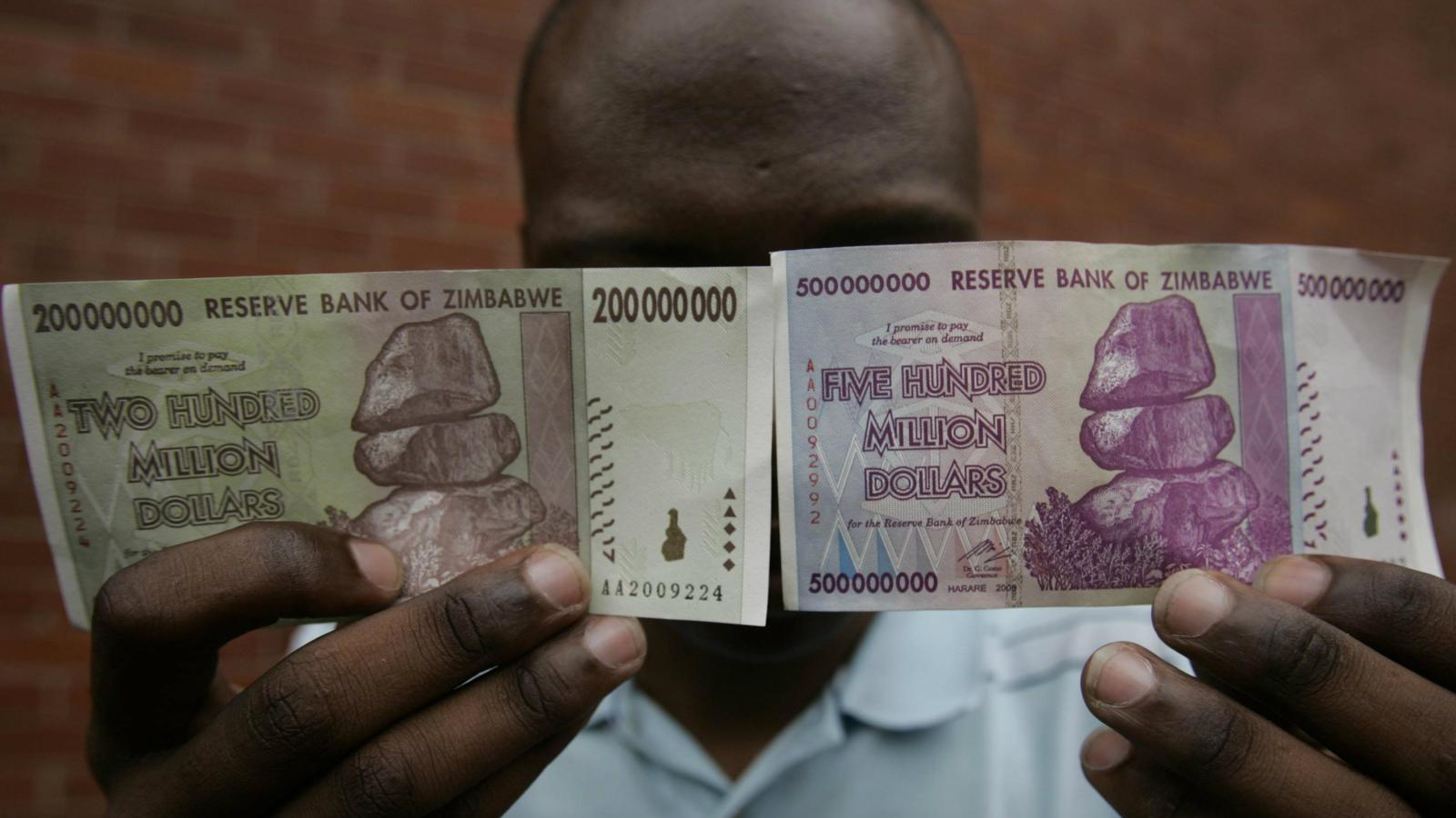 I Was A Quadrillionaire In Zimbabwe