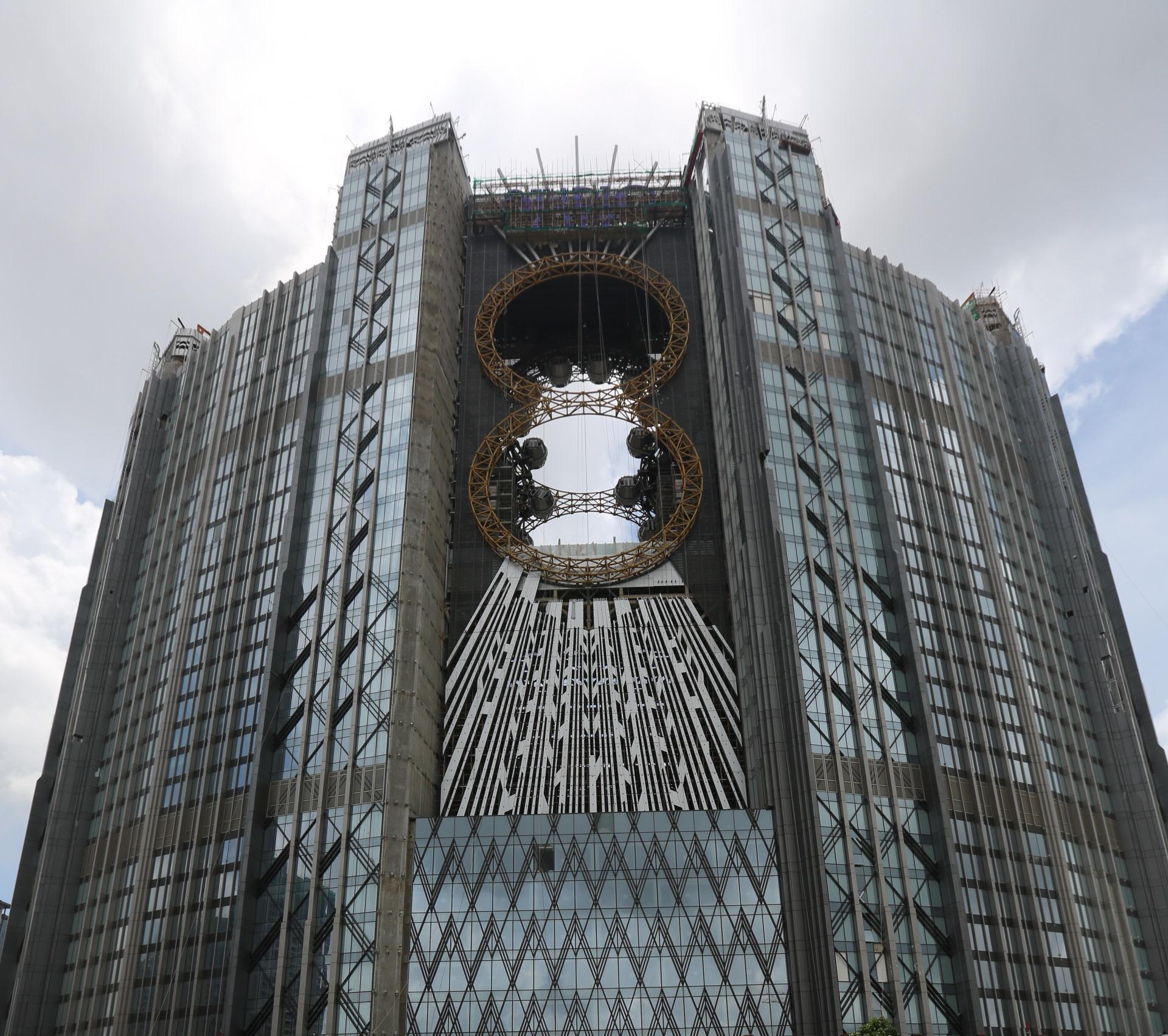 Studio City Hotel in Macau