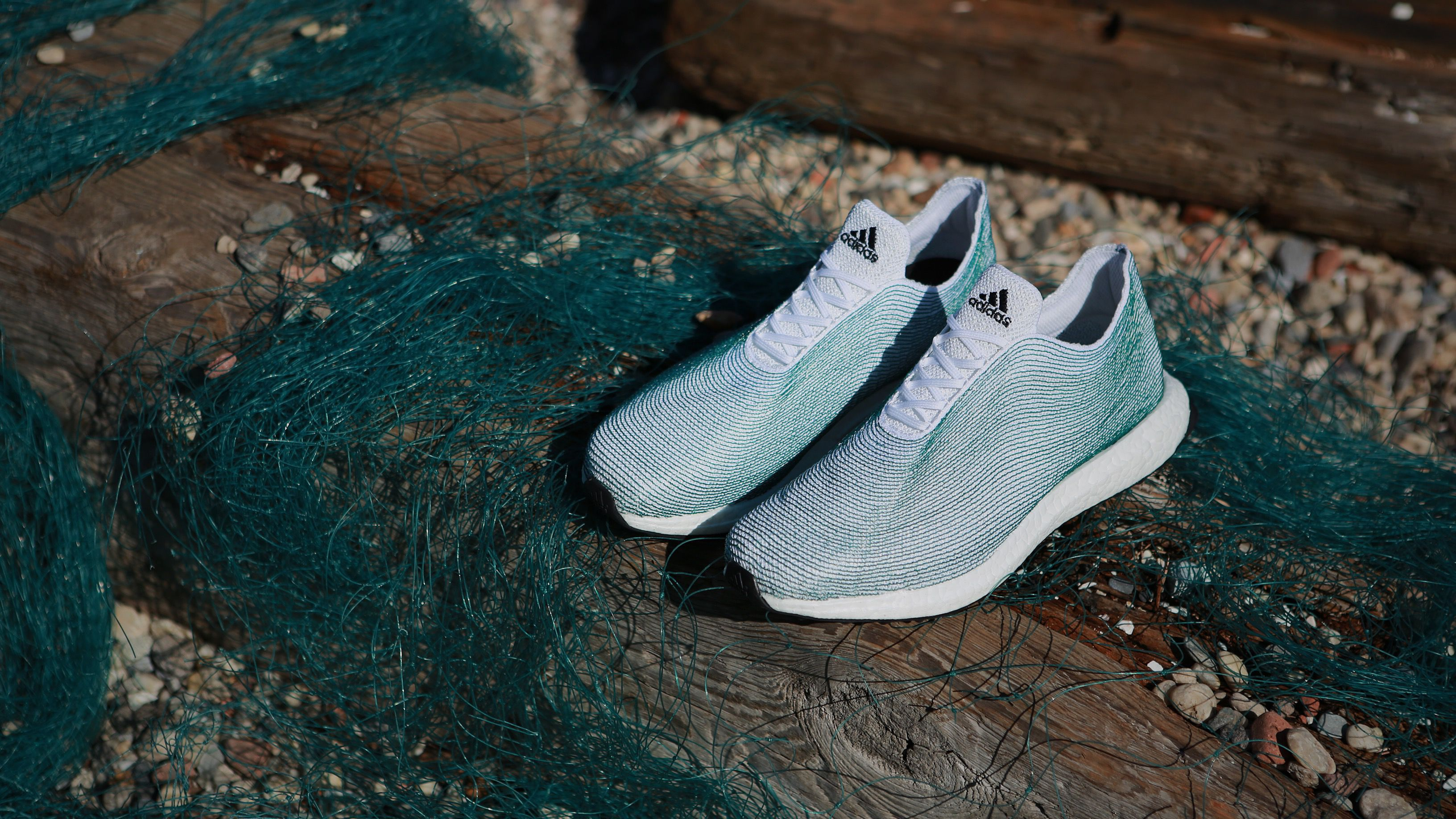 Adidas x Parley for the Oceans sneakers