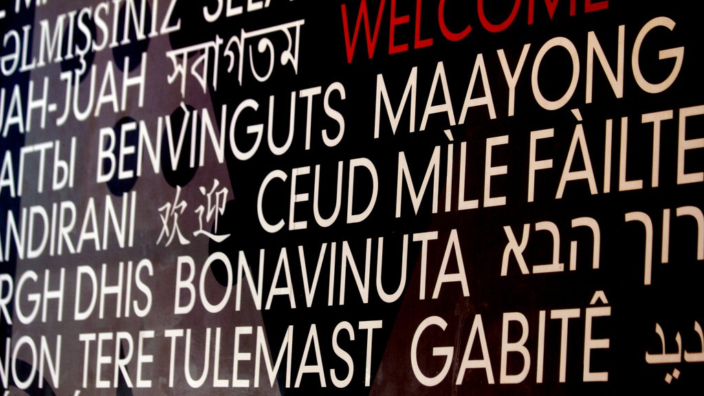 The most useful foreign languages an English speaker can