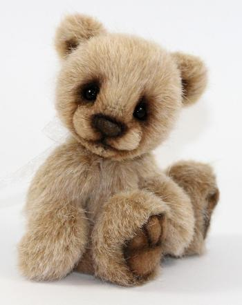 Stuffed bear