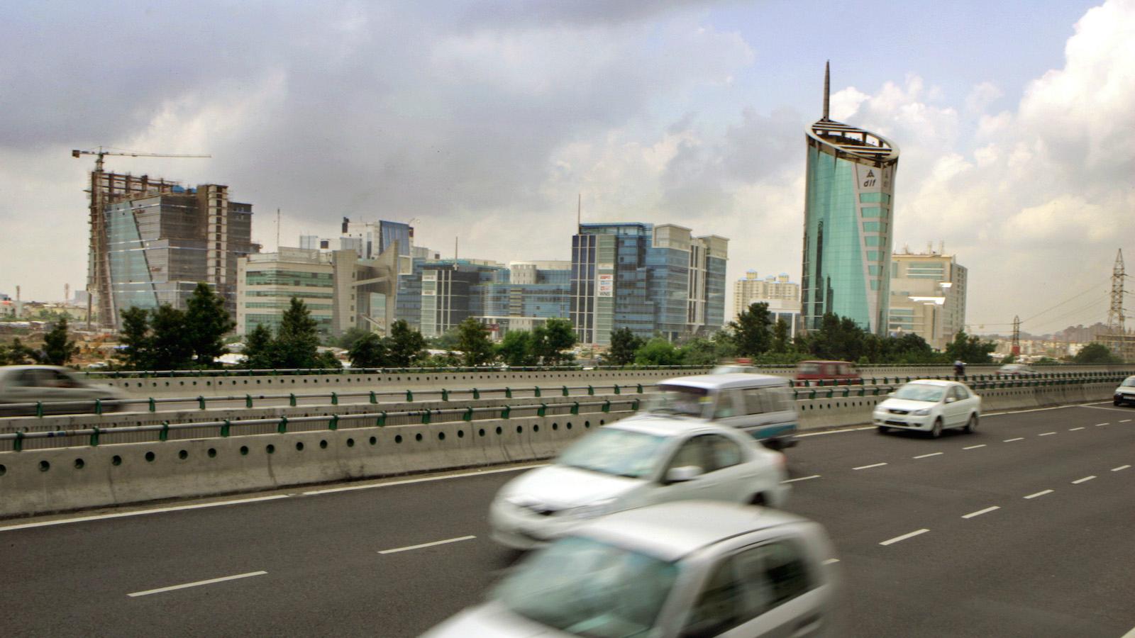 Gurgaon-Real estate