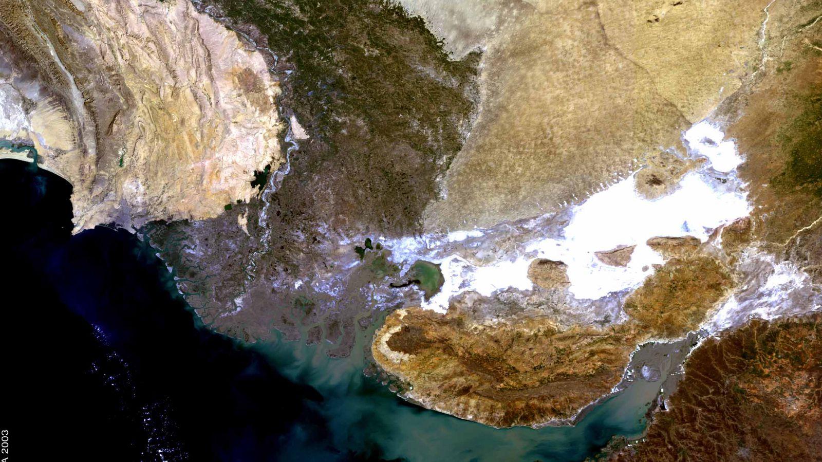 Pakistan-Indus-Delta