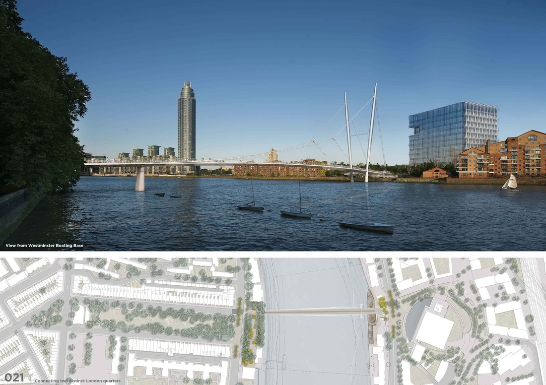 Buro Happold Ltd with Marks Barfield Architects, J&L Gibbons Landscape Architects, Gardiner and Theobald
