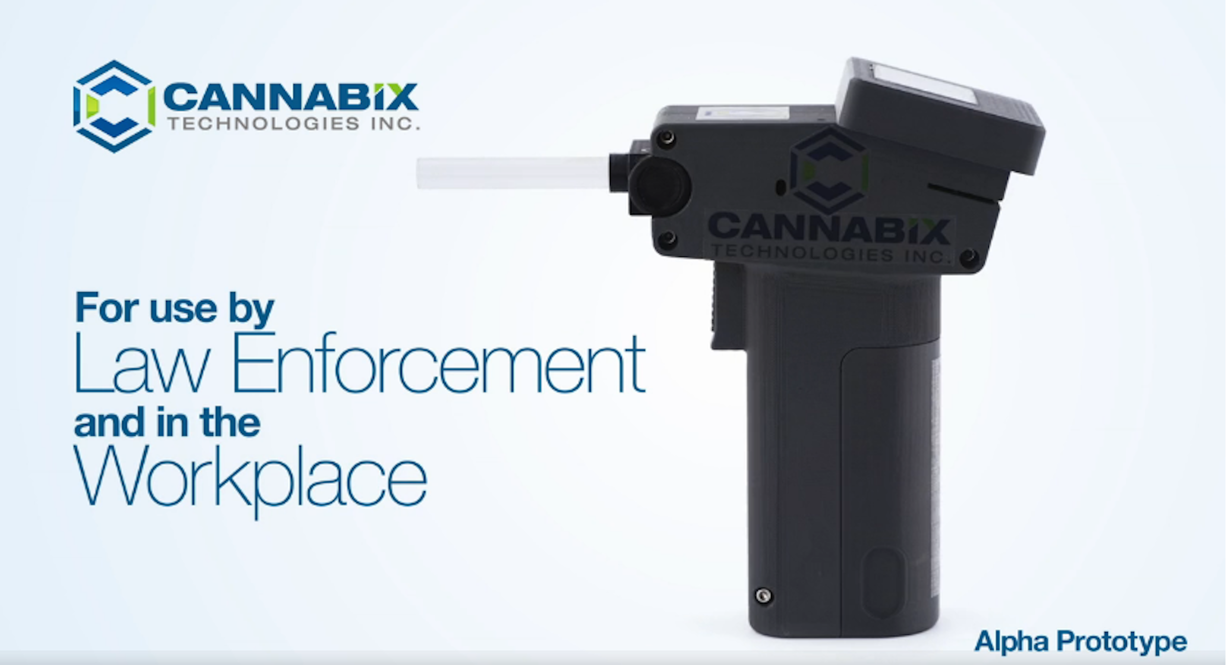 Cannabix prototype