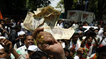 India-Congress-money