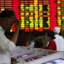 "Chinese stocks dived on Wednesday after the securities regulator said the tumbling stock market in the world's second-biggest economy was in the grip of ""panic sentiment."""
