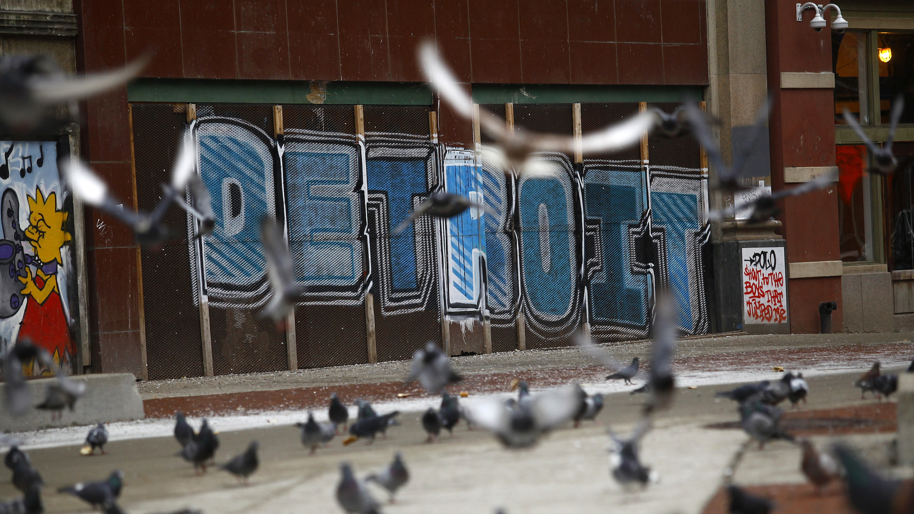 Will an influx of affluent, creative ex-Brooklynites further marginalize Detroit's poor?