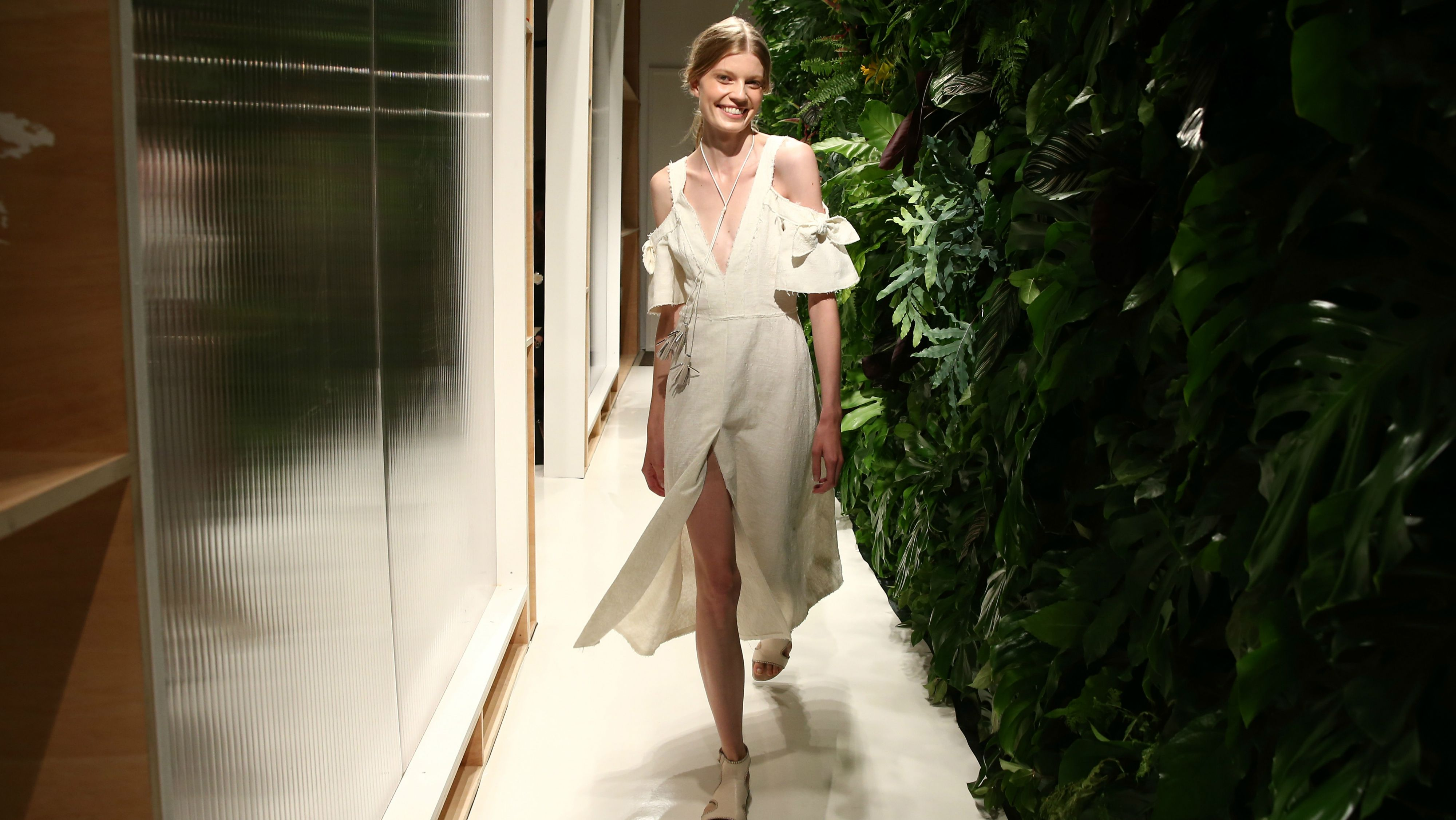 Dorothee Schumacher white dress