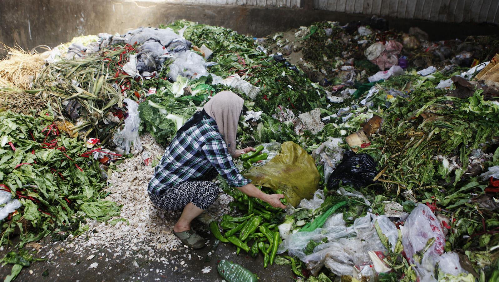 Food waste-John Oliver