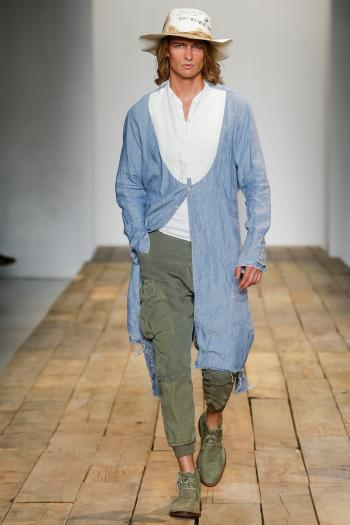 Greg Lauren spring-summer 2016