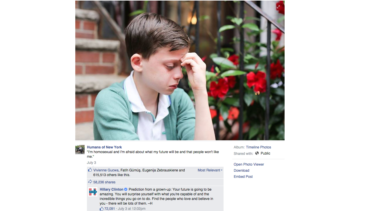 A Photo Of A Young, Gay American Went Viral This Weekend -1257