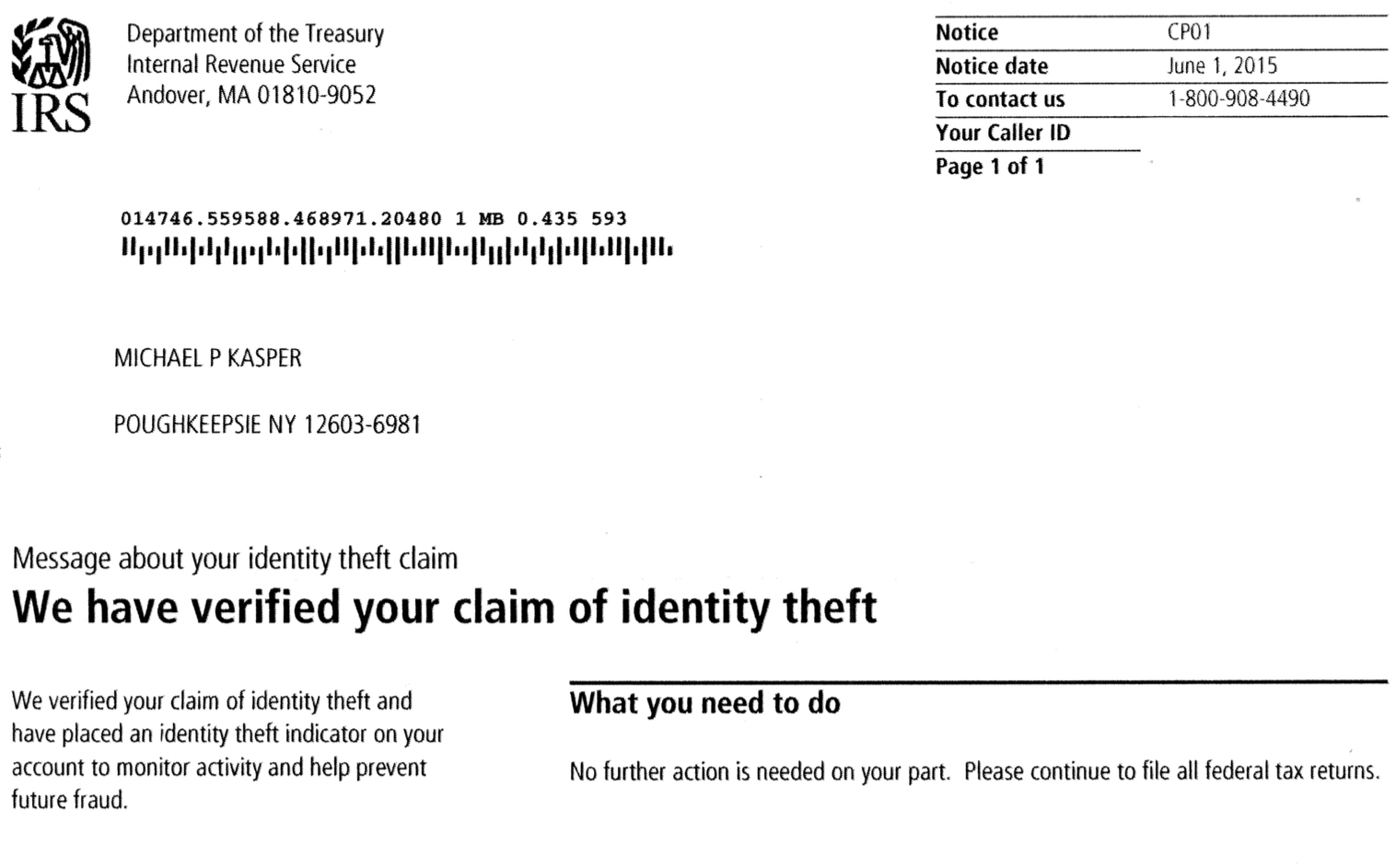 A rare detailed look inside the IRS's massive data breach