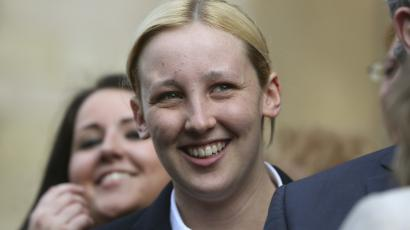 Scottish National Party MP, Mhairi Black.