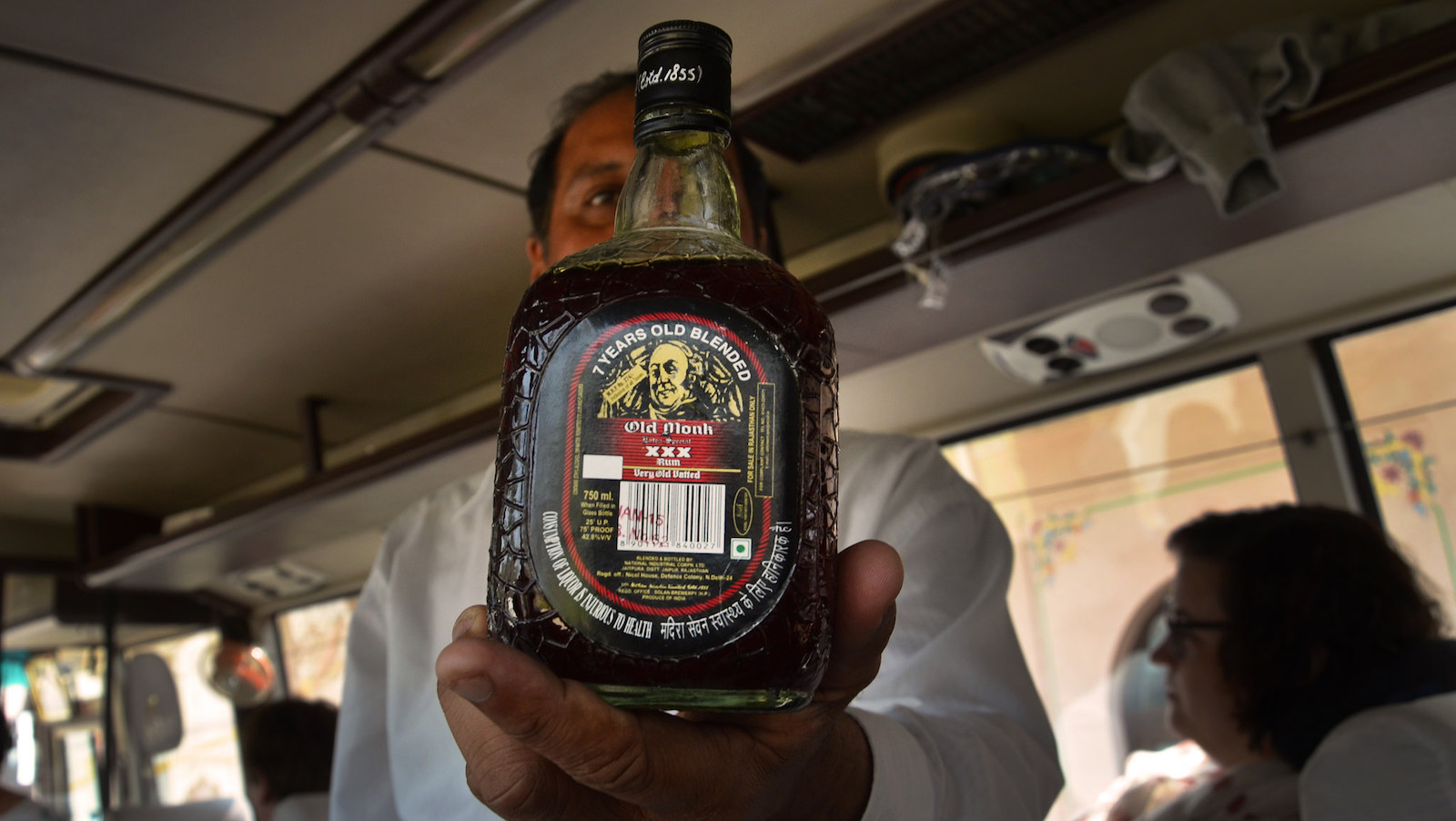 It is not impossible for Old Monk to reclaim lost ground.
