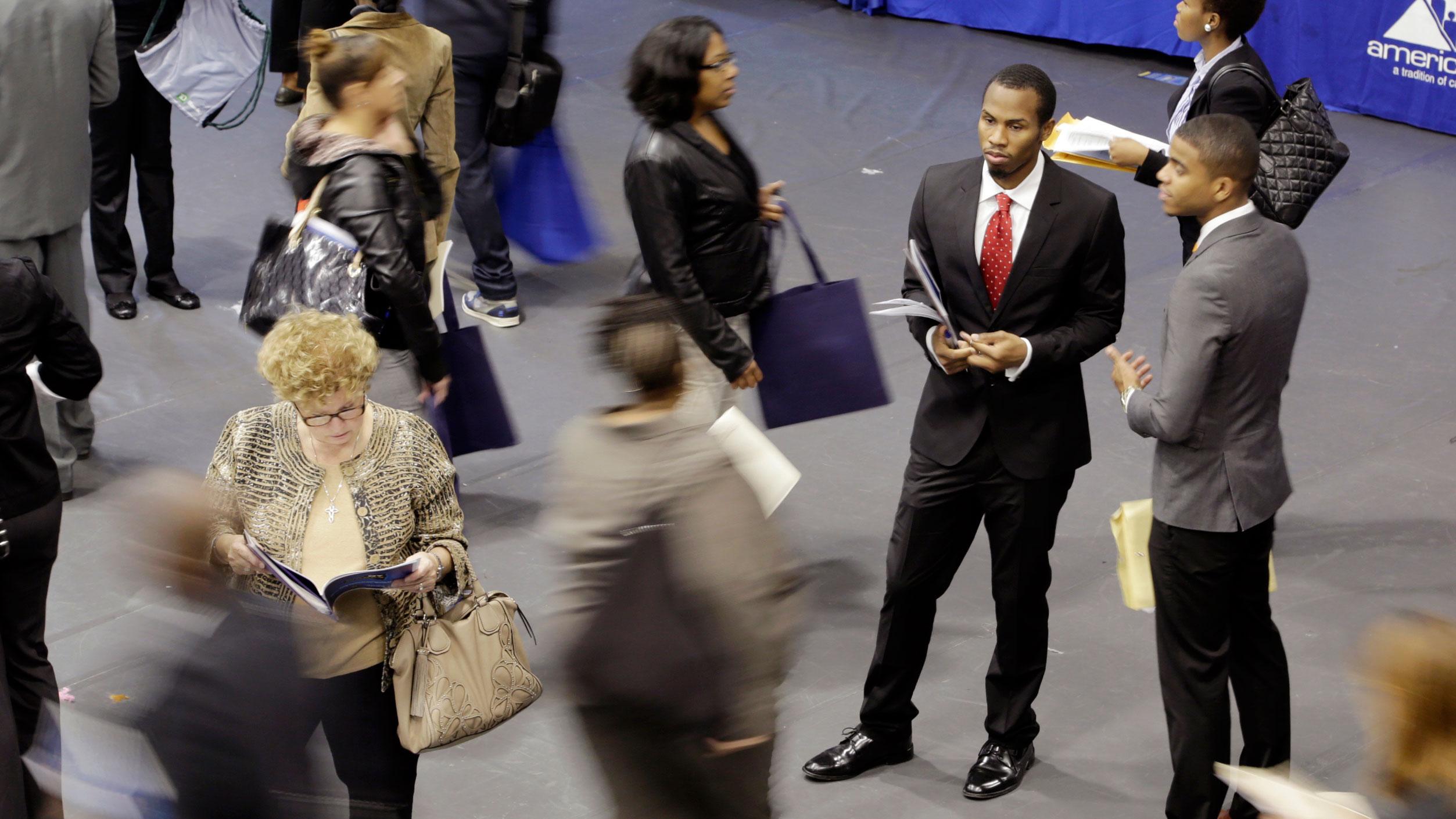 new york job fair october 2014