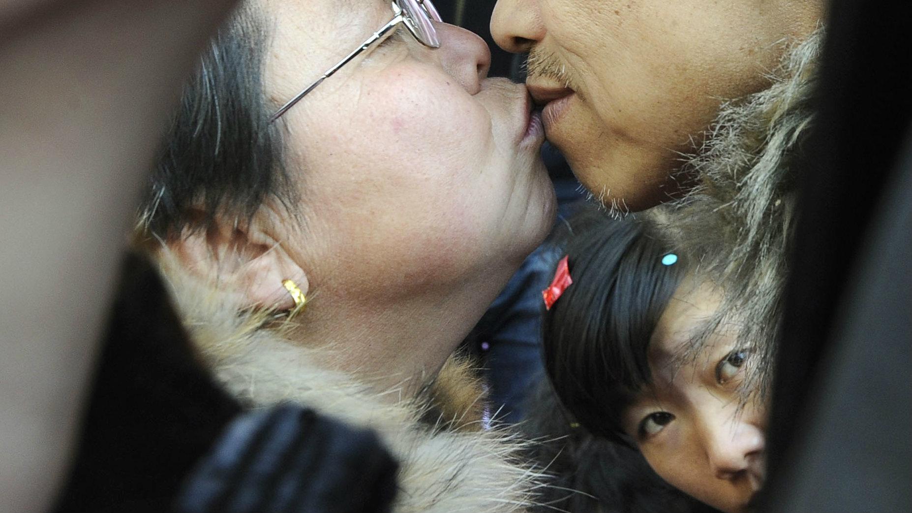 Kissing cultures