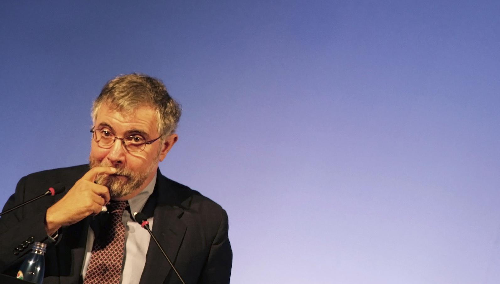 Paul Krugman's CUNY raise bad for American higher education