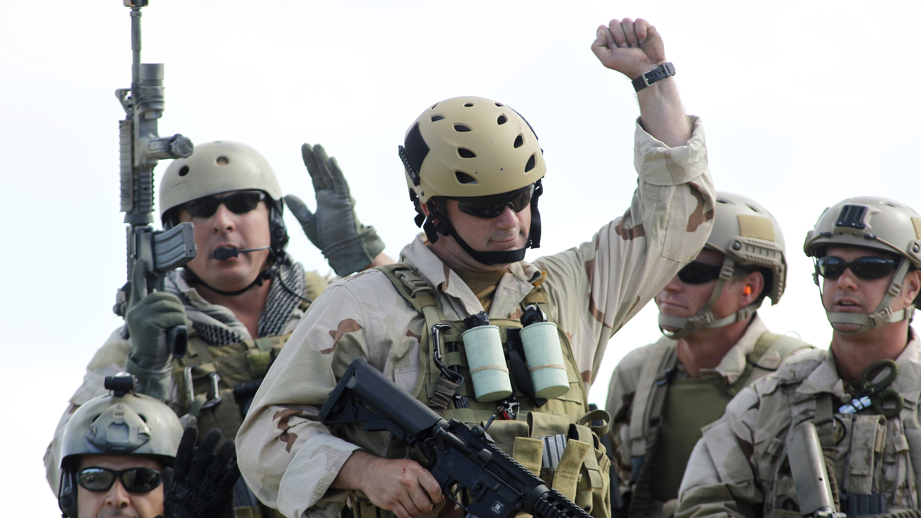 US Navy SEALs approach fear practically, almost scientifically.