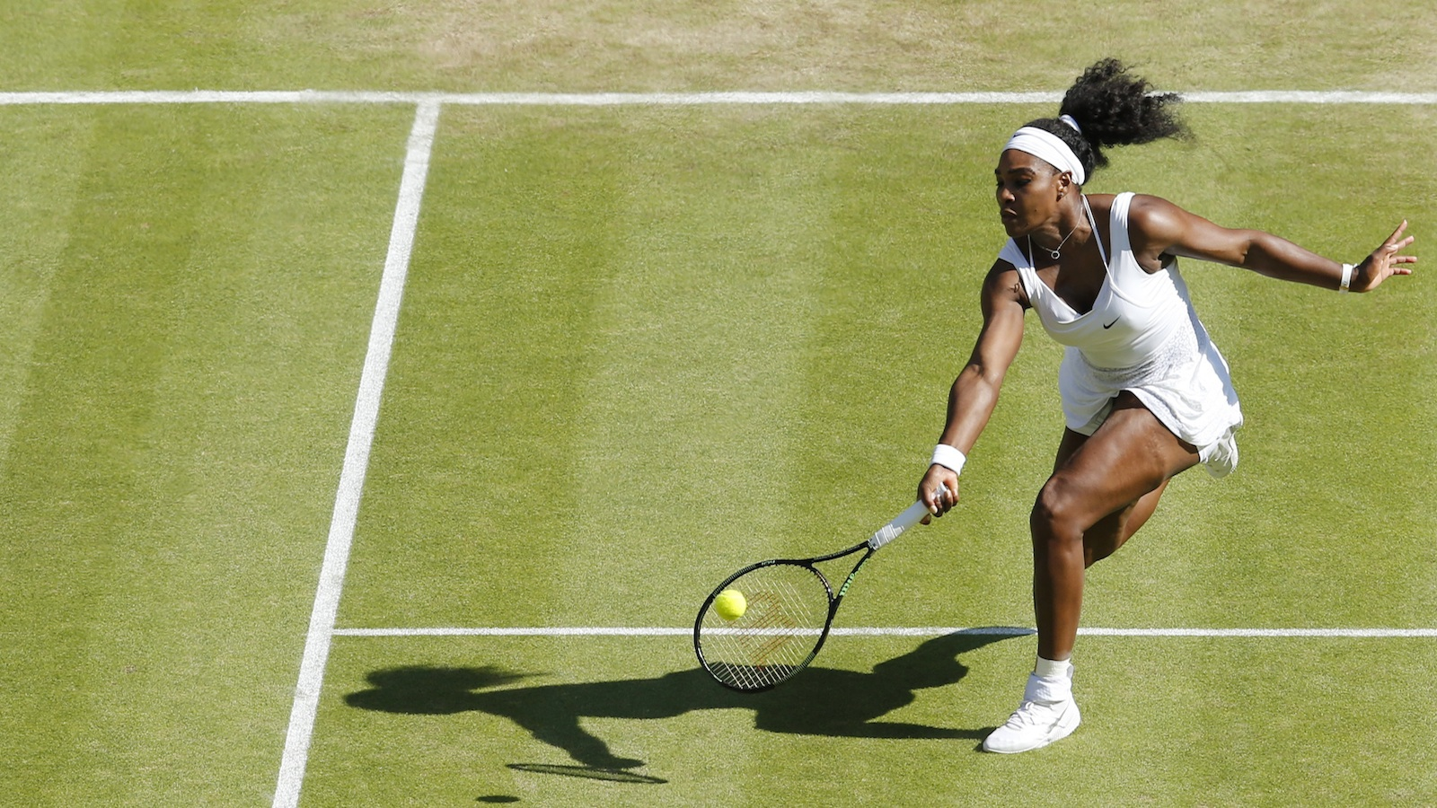Williams has demonstrated herself to be the superior athlete time and time again. Why do we continue to demand proof?