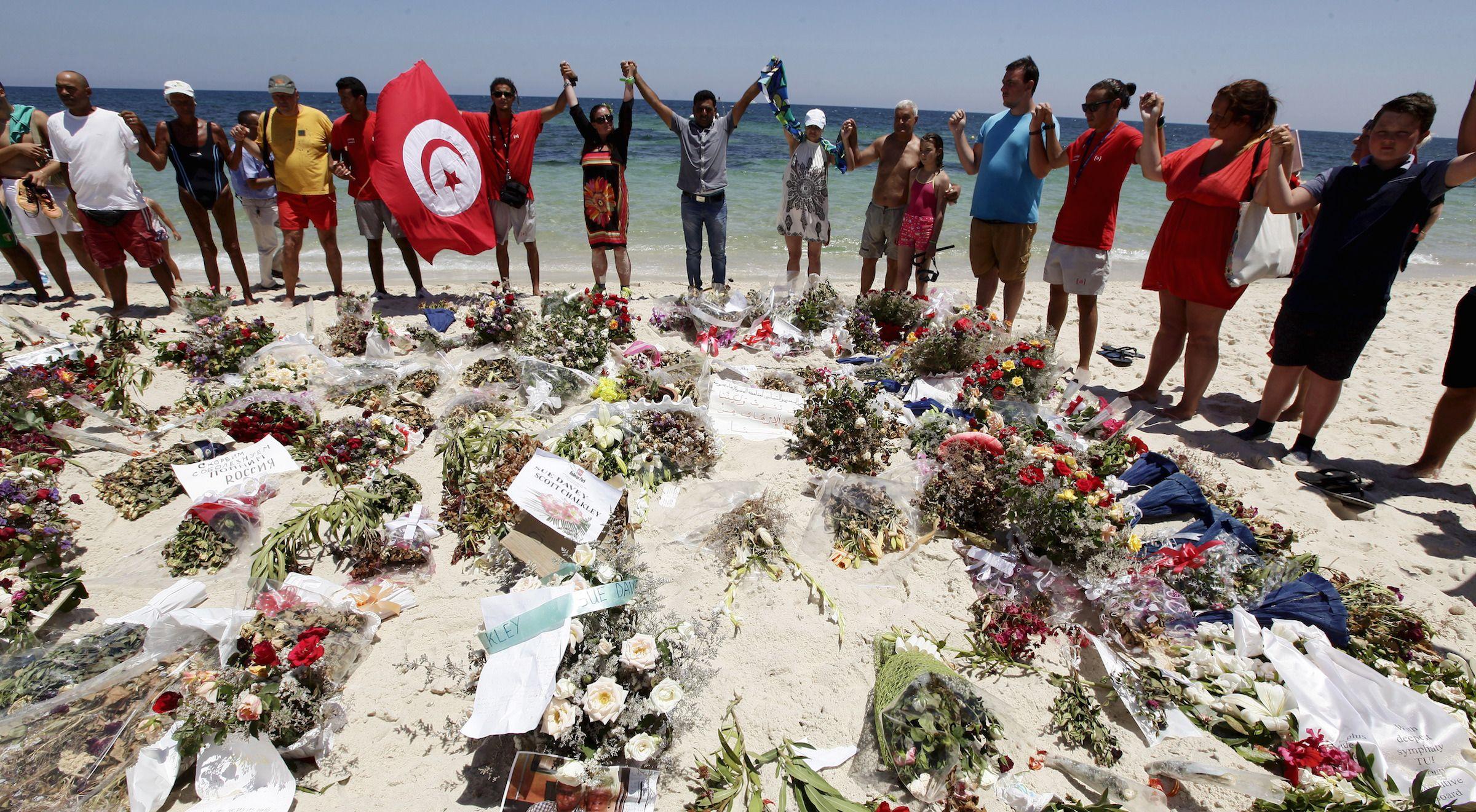 memorial of Sousse massacre
