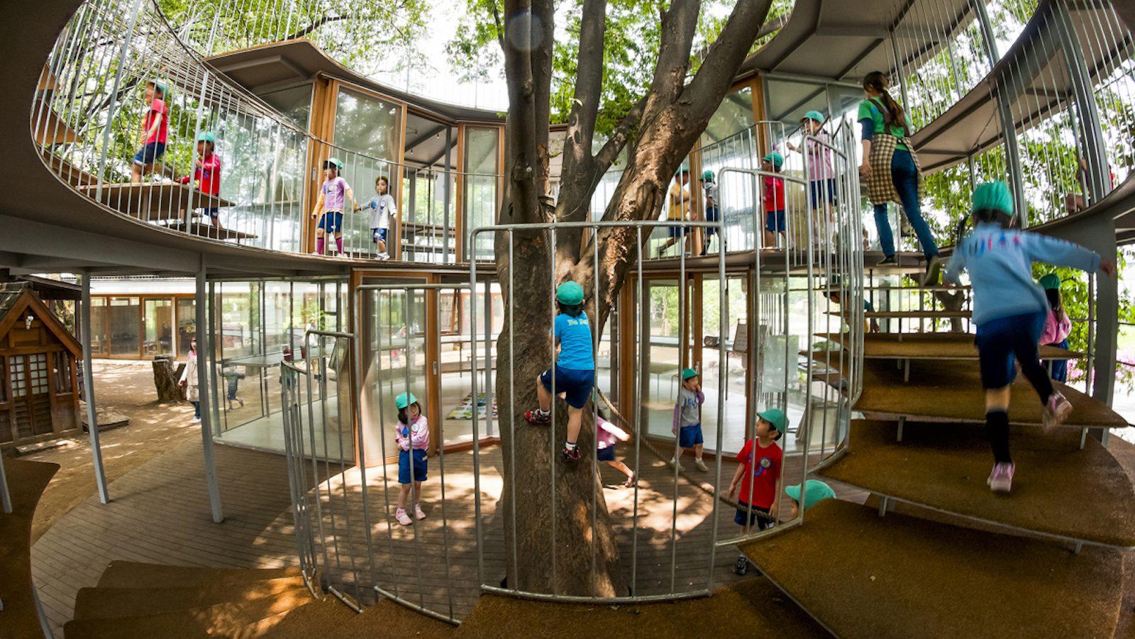 This Is The World S Best Kindergarten Quartz