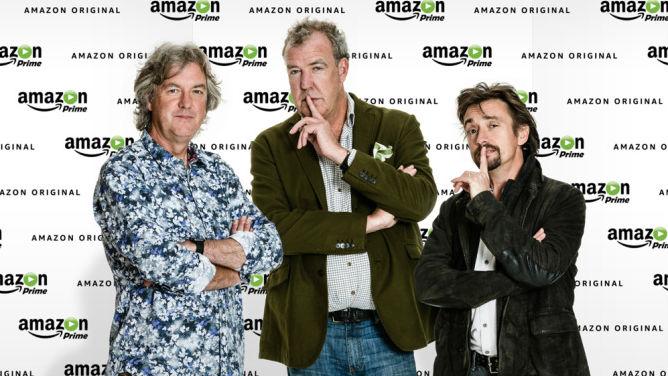Amazon Top Gear