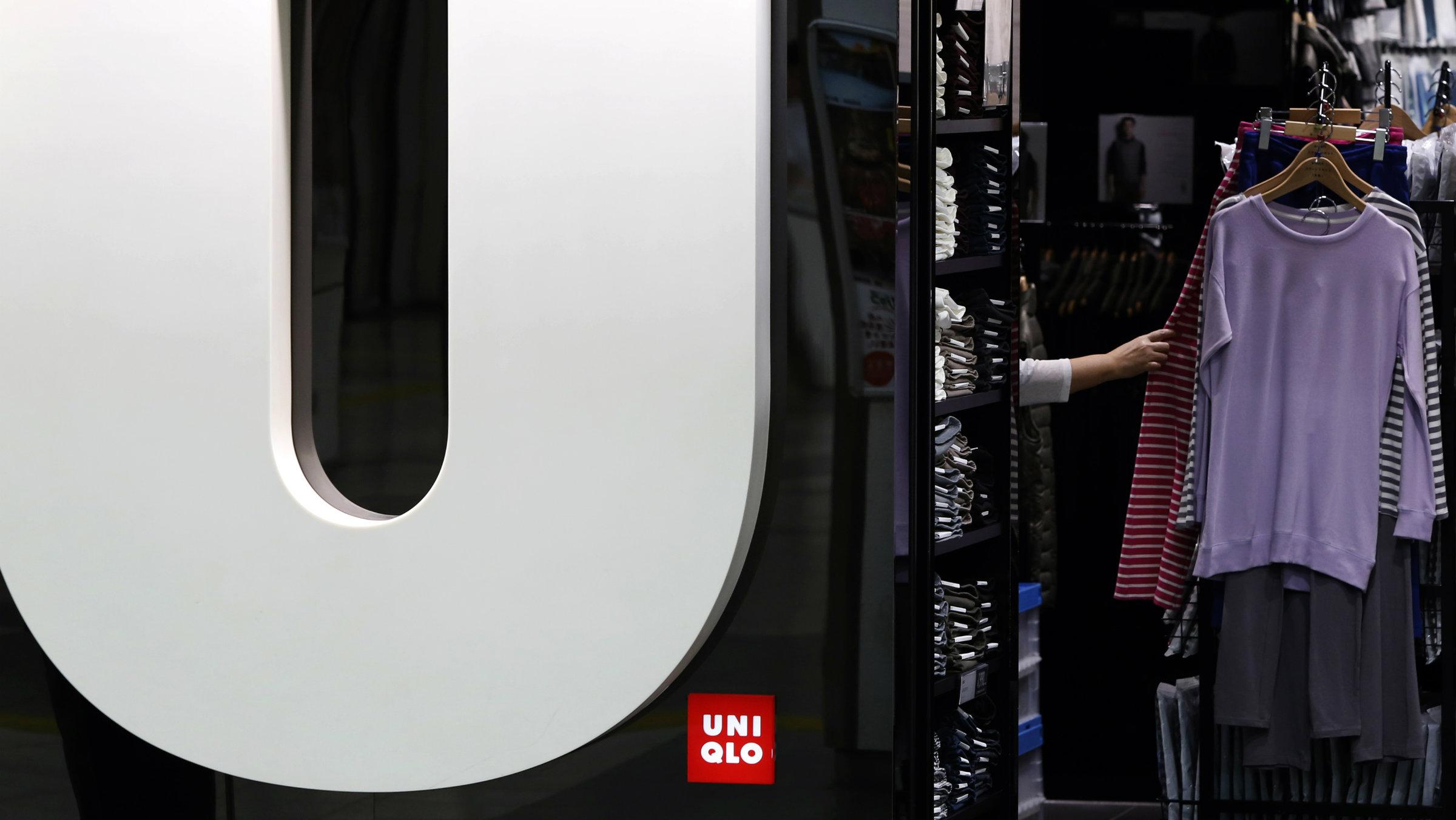 UNIQLO SIGN