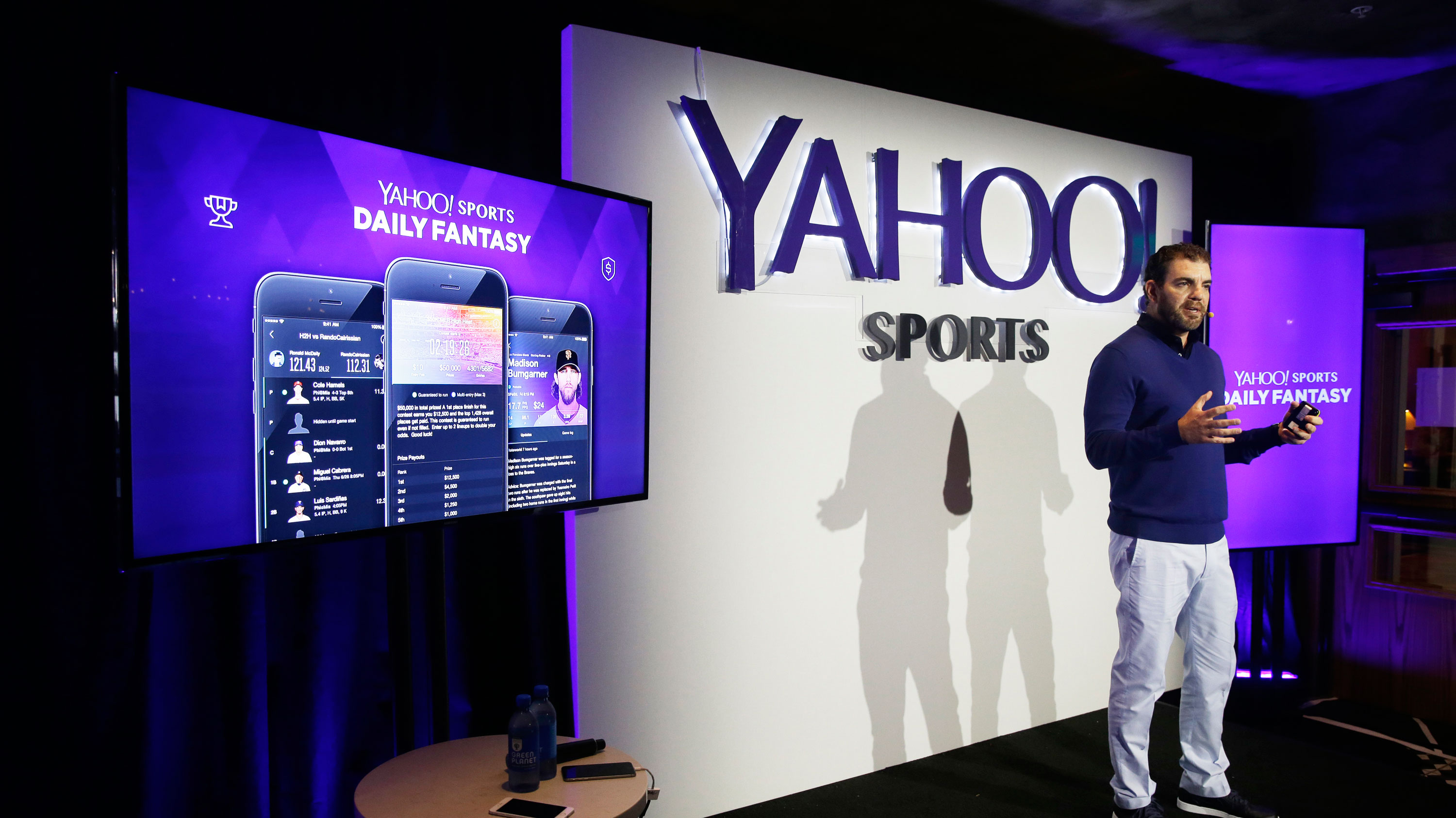 yahoo vice president of publishing products kenneth fuchs