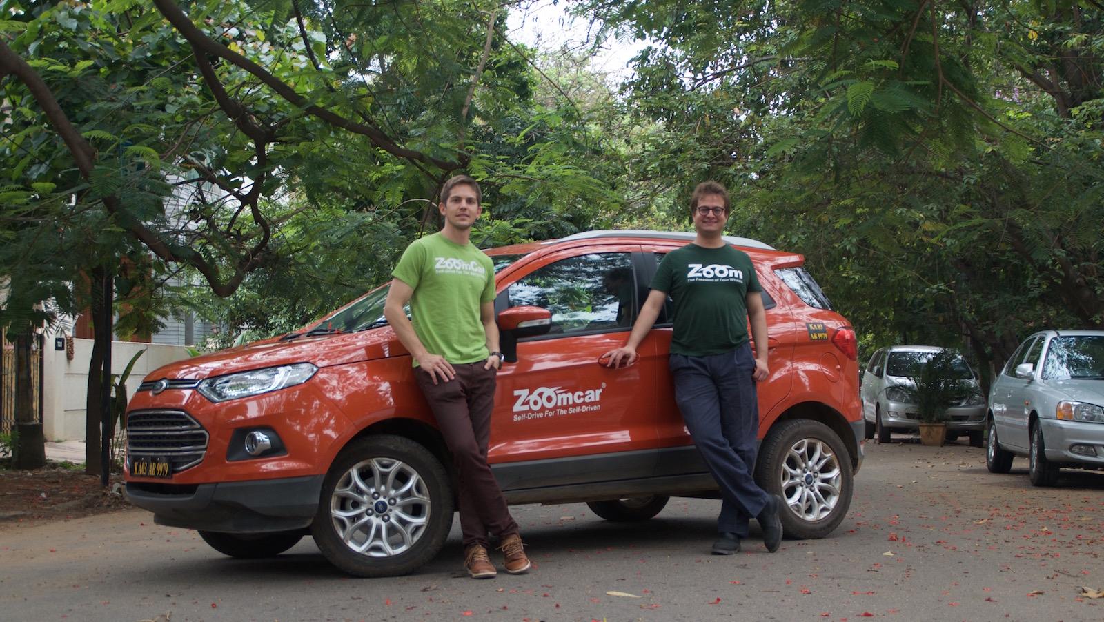Zoomcar-Self drive