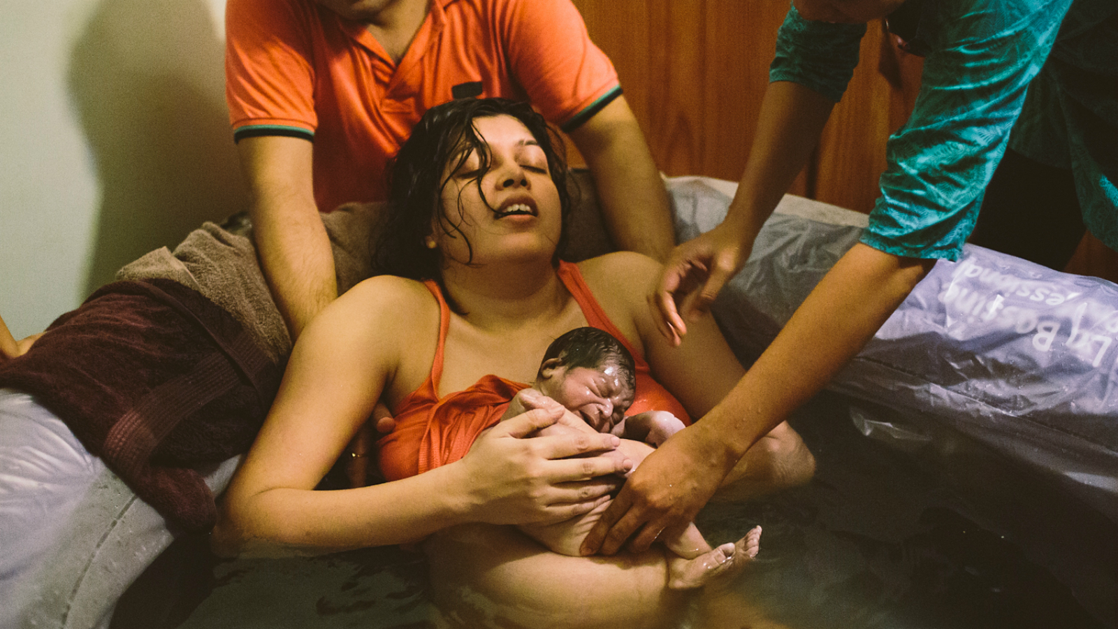 Image result for Natural Indian Childbirth images