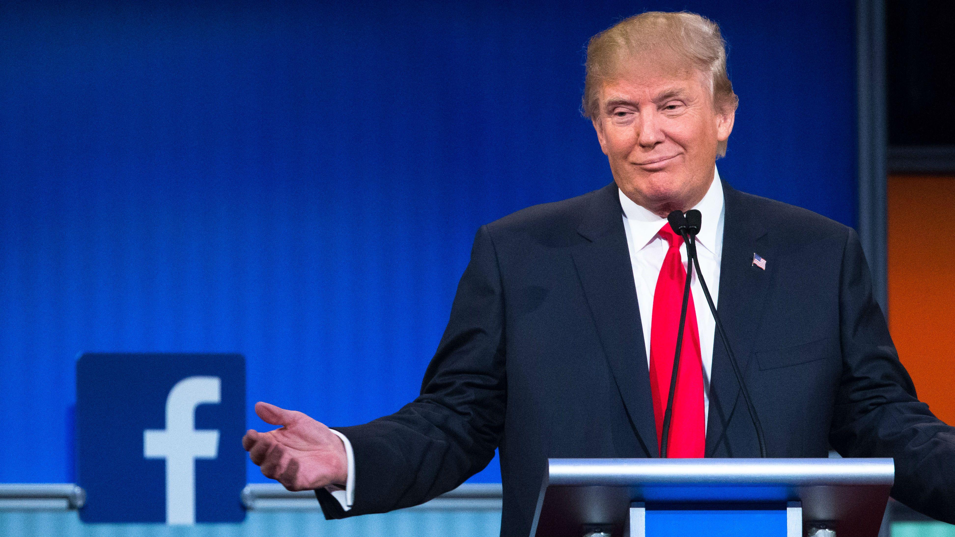 Donald—Trump