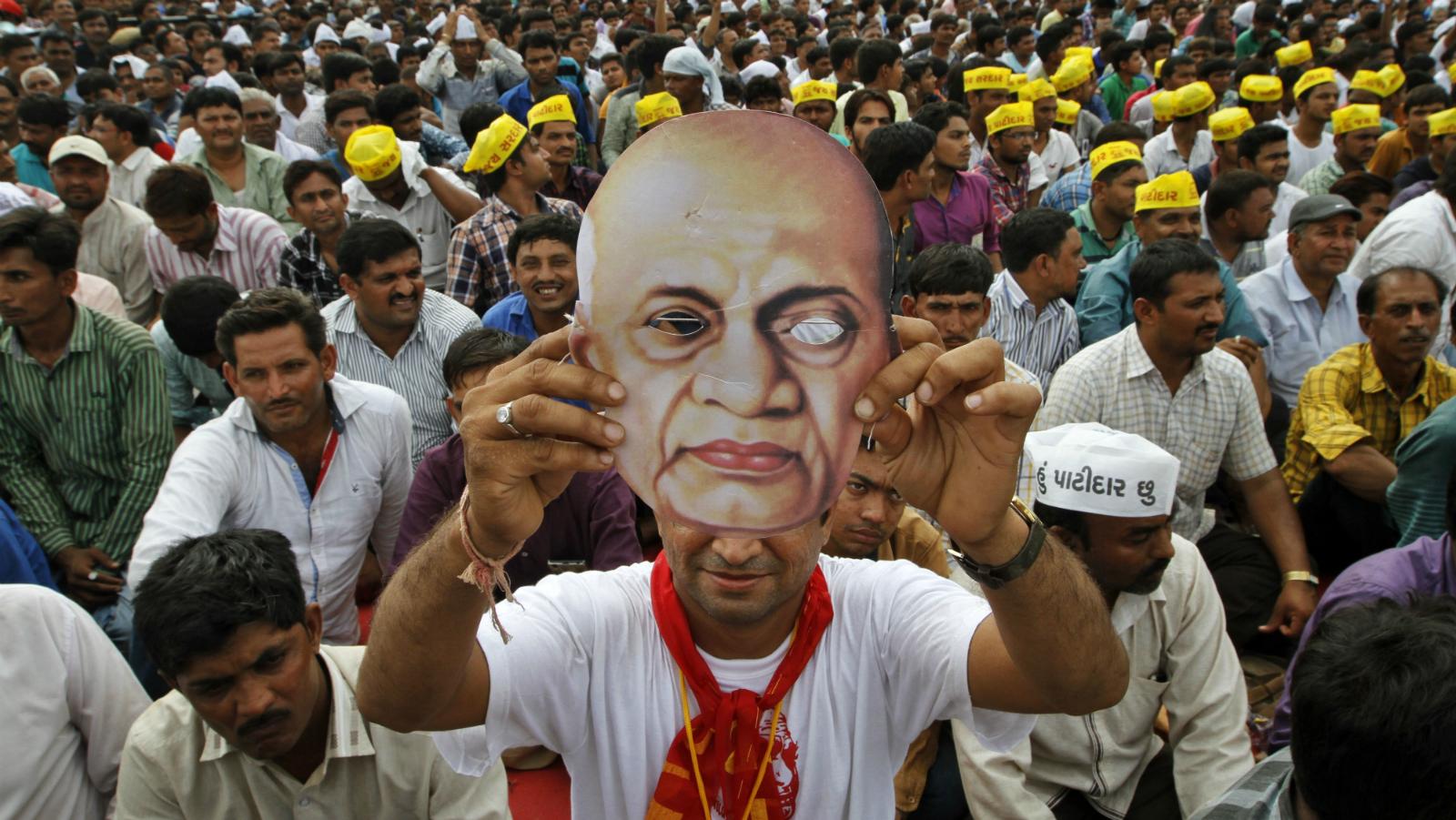 Patel-Patidar-protest-Gujarat
