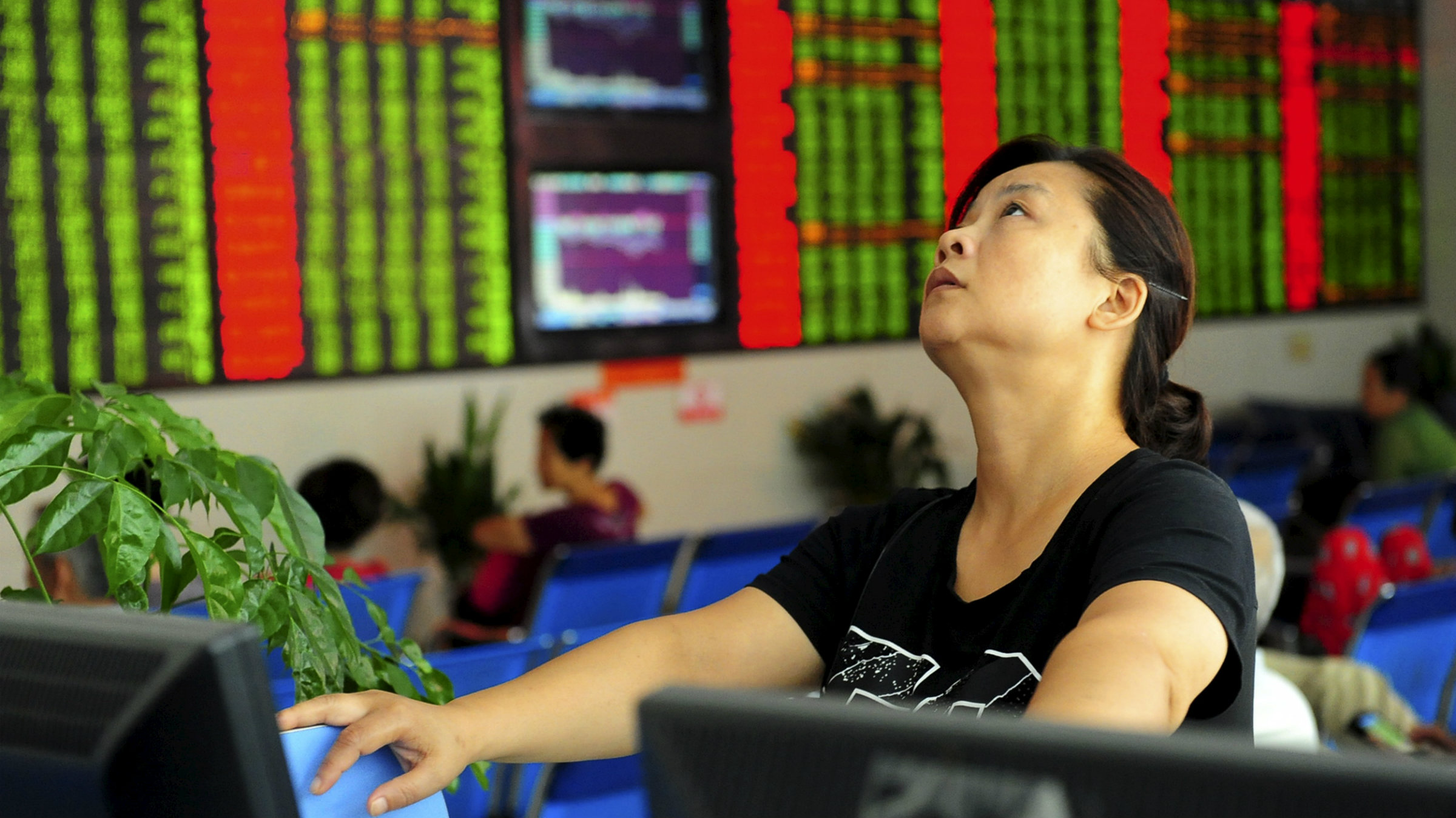 China markets aug 21